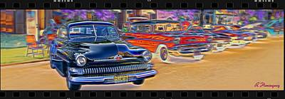 New Jersey Digital Art - The Stand Out by Richard Hemingway