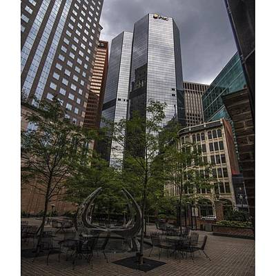 Skyscrapers Wall Art - Photograph - The State Of History. immerse by David Haskett II