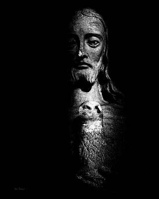 Photograph - The Statue by Bob Orsillo