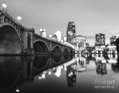 Photograph - The Central Avenue Bridge by Iryna Liveoak