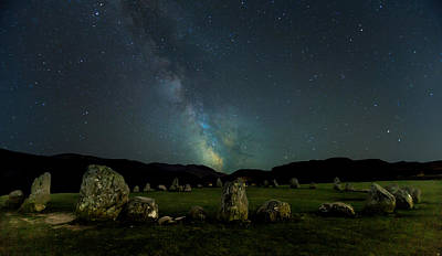 Astro Photograph - The Stone Circle by Craig Hulmes