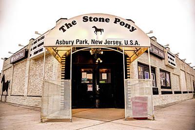 The Stone Pony, Asbury Park Nj Art Print