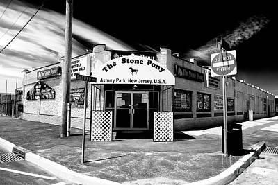Photograph - The Stone Pony by John Rizzuto
