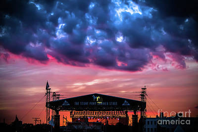 Photograph - The Stone Pony Summer Stage by Colleen Kammerer