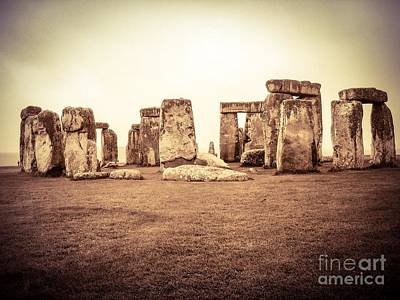 Photograph - The Stones by Denise Railey
