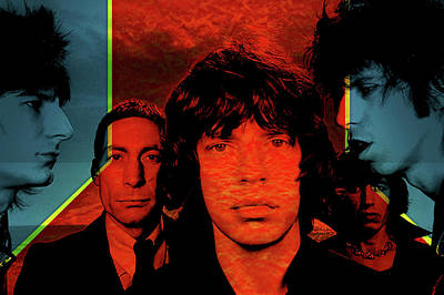 Photograph - The Stones  by Jerry Cordeiro
