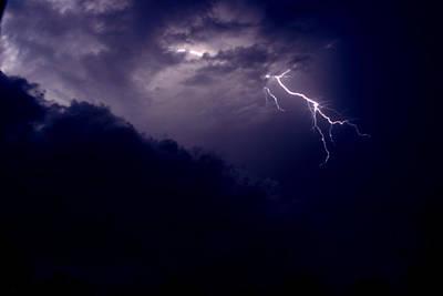 The Storm 1.3 Art Print