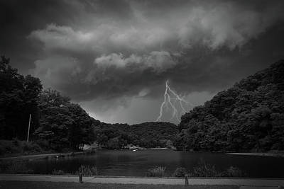 Photograph - The Storm  by Emmanuel Panagiotakis