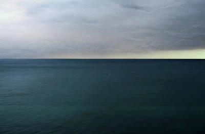 Susann Serfezi Photograph - The Storm Flattens by AugenWerk Susann Serfezi