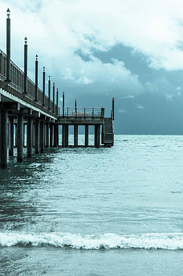 Photograph - The Storm Is Coming - 2 by Andrea Mazzocchetti
