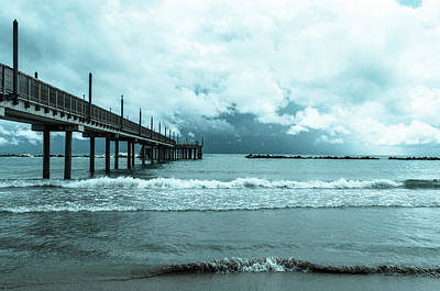 Photograph - The Storm Is Coming by Andrea Mazzocchetti