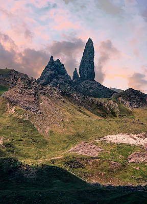 Photograph - The Storr by Jaroslaw Blaminsky
