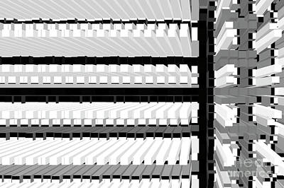 Digital Art - The Story Of Piano  by Danica Radman