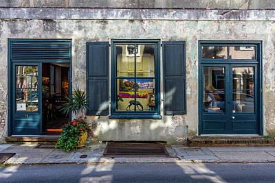 The Streets Of Charleston Art Print