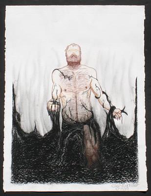 The Struggle Art Print