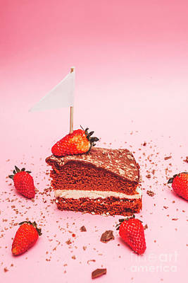 Yummy Photograph - The Sugar Hiatus  by Jorgo Photography - Wall Art Gallery