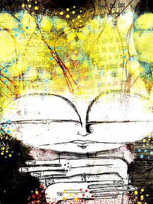 Digital Art - The Summer Remix by Mark M  Mellon