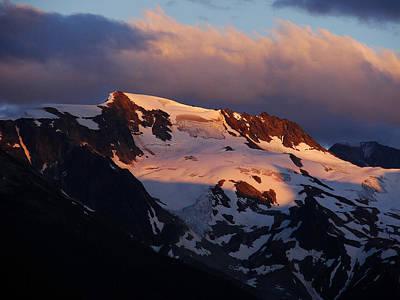 Photograph - The Summit by Blair Wainman