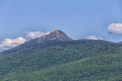Photograph - The Summit Of Mount Chocura by Brian MacLean