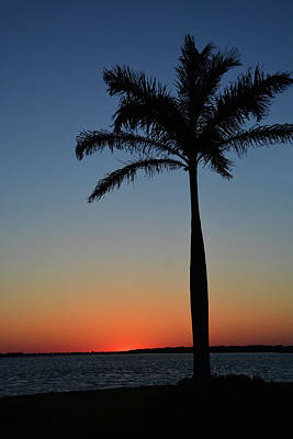 Photograph - The Sun Sets On Fort Myers by Ben Prepelka