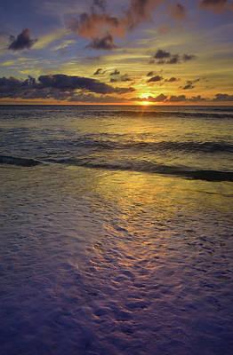 Photograph - The Sun Sets Softly In Molokai by Tara Turner