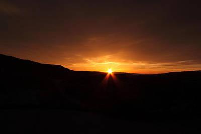 Digital Art - The Sun Will Come Out by Justin Hiatt