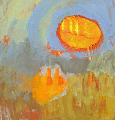 Mixed Media - The Sun Will Rise Again by Catherine Redmayne