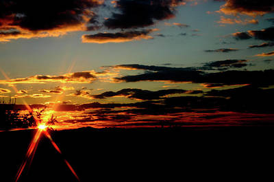 Photograph - The Sunset by Daniel Houghton