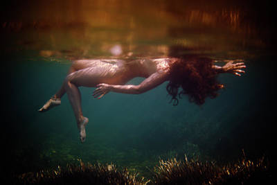 Photograph - The Superior Mermaid by Gemma Silvestre