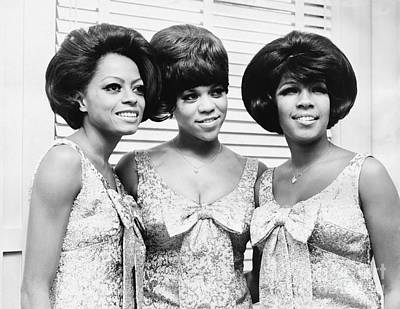 The Supremes Art Print