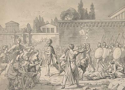 The Surviving Horatian Art Print