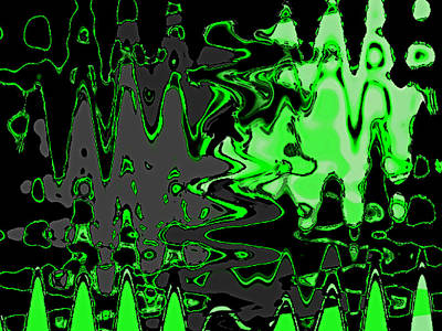 Kids Alphabet - The Swamp by Art Speakman