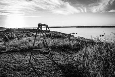 Photograph - The Swing by Michael Damiani
