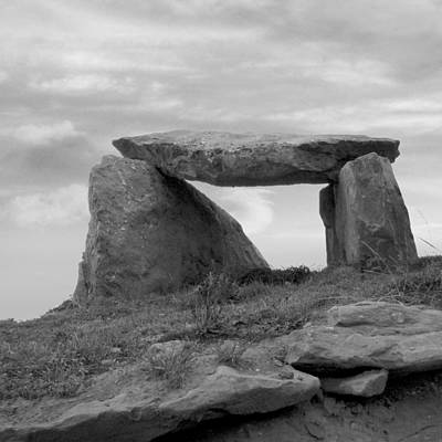 Table Rock Photograph - The Table - Ireland by Mike McGlothlen
