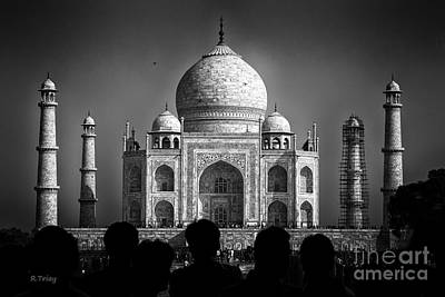 Muslims Of The World Photograph - The Taj Mahal by Rene Triay Photography