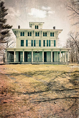 Photograph - The Tallman House by Colleen Kammerer