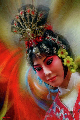 Photograph - The Tang Dynasty by Blake Richards
