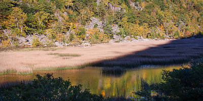 Landscape Photograph - The Tarn by Benjamin DeHaven