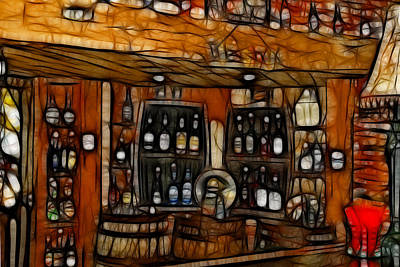 Photograph - The Tavern by Kathleen Stephens