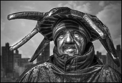 Photograph - The Tax Man by Rick Mosher