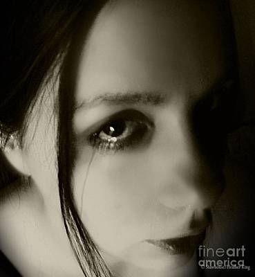 Photograph - The Tear by Heather King