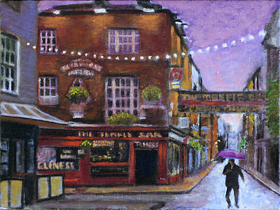 The Temple Bar Original by David Zimmerman