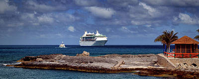 Photograph - The Tender Side Of Cruising The Caribbean by Bill Swartwout Fine Art Photography