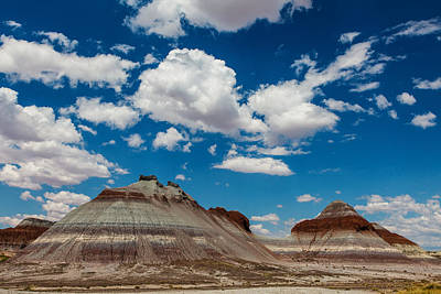 The Tepees Art Print by James Marvin Phelps