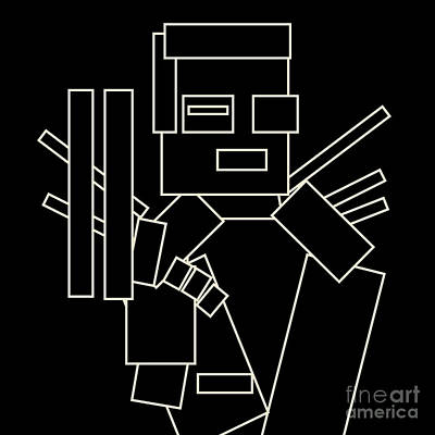 The Terminator Art Print by Igor Kislev