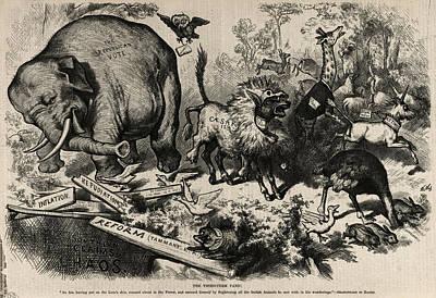 The Third-term Panic, First Art Print by Everett