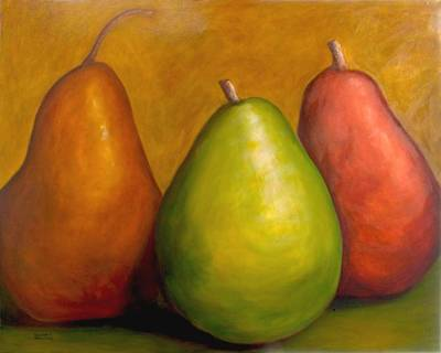Painting - The Three Amigos by Shannon Grissom