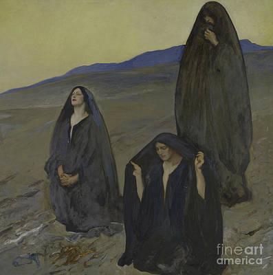 The Three Marys Art Print