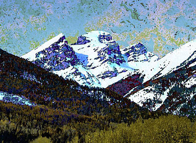 Photograph - The Three Sisters by David Pantuso
