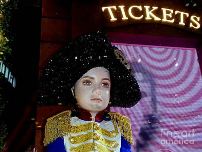 Photograph - The Ticket Taker by Ed Weidman